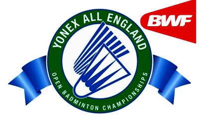 Jadual Badminton All England 2019 (Keputusan)