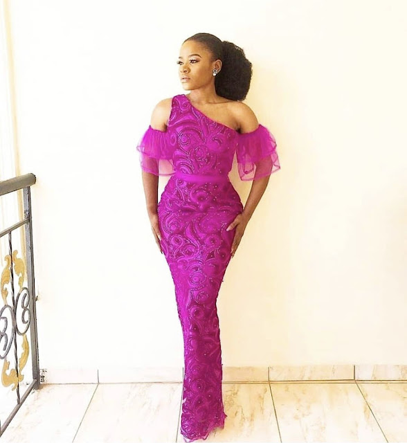 2019 Cute and Breathtaking Asoebi Styles