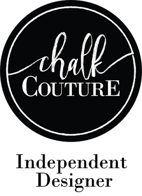Vintage Paint and more... Chalk Couture Independent Designer logo