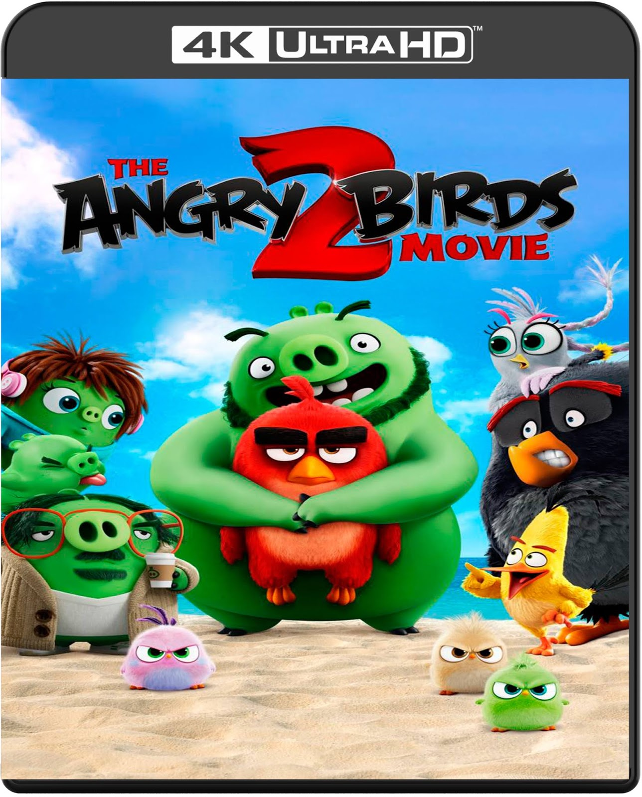 The Angry Birds Movie 2 [2019] [UHD] [2160p] [Latino – Castellano]