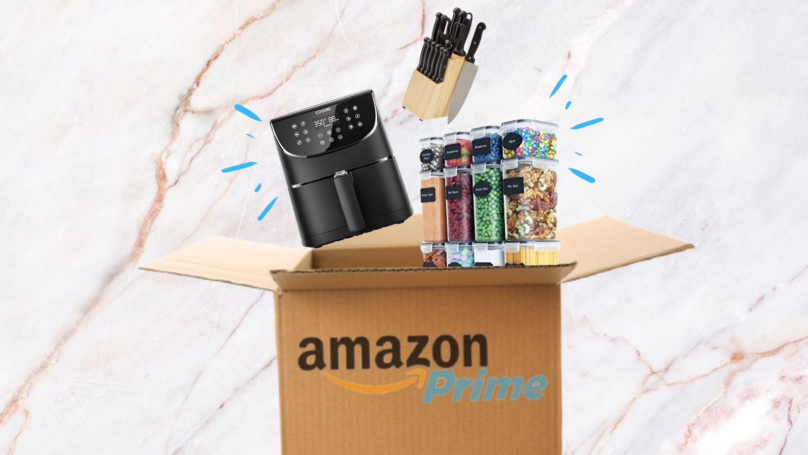 the best 2021 Amazon kitchenware and home finds