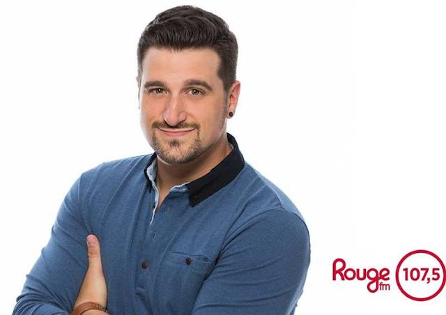 Seb Lozon animation radio Québec Rouge FM
