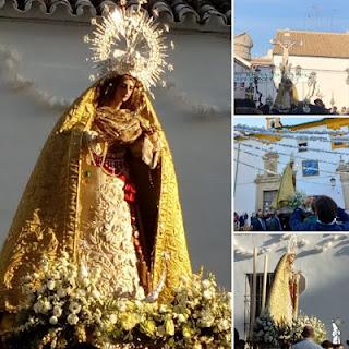 La Hermandad de la Paz y Esperanza de Córdoba recibe el Decreto de Coronación Pontificia de su Dolorosa