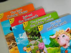 Audio books buku cerita kanak-kanak murah di Ninso