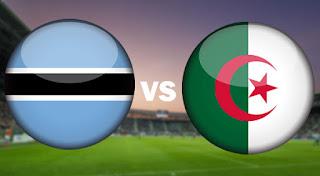 مشاهدة مباراة الجزائر ضد بوتسوانا 29-3-2021 بث مباشر في تصفيات كأس أمم أفريقيا