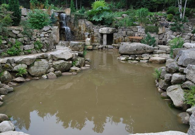 Przesieka Ogród Japoński, Ogród Japoński w Karkonoszach, Karkonosze Ogród Japoński