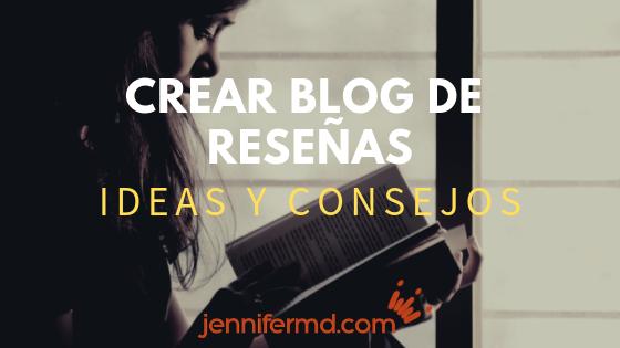 Crea un blog de reseñas que funcione
