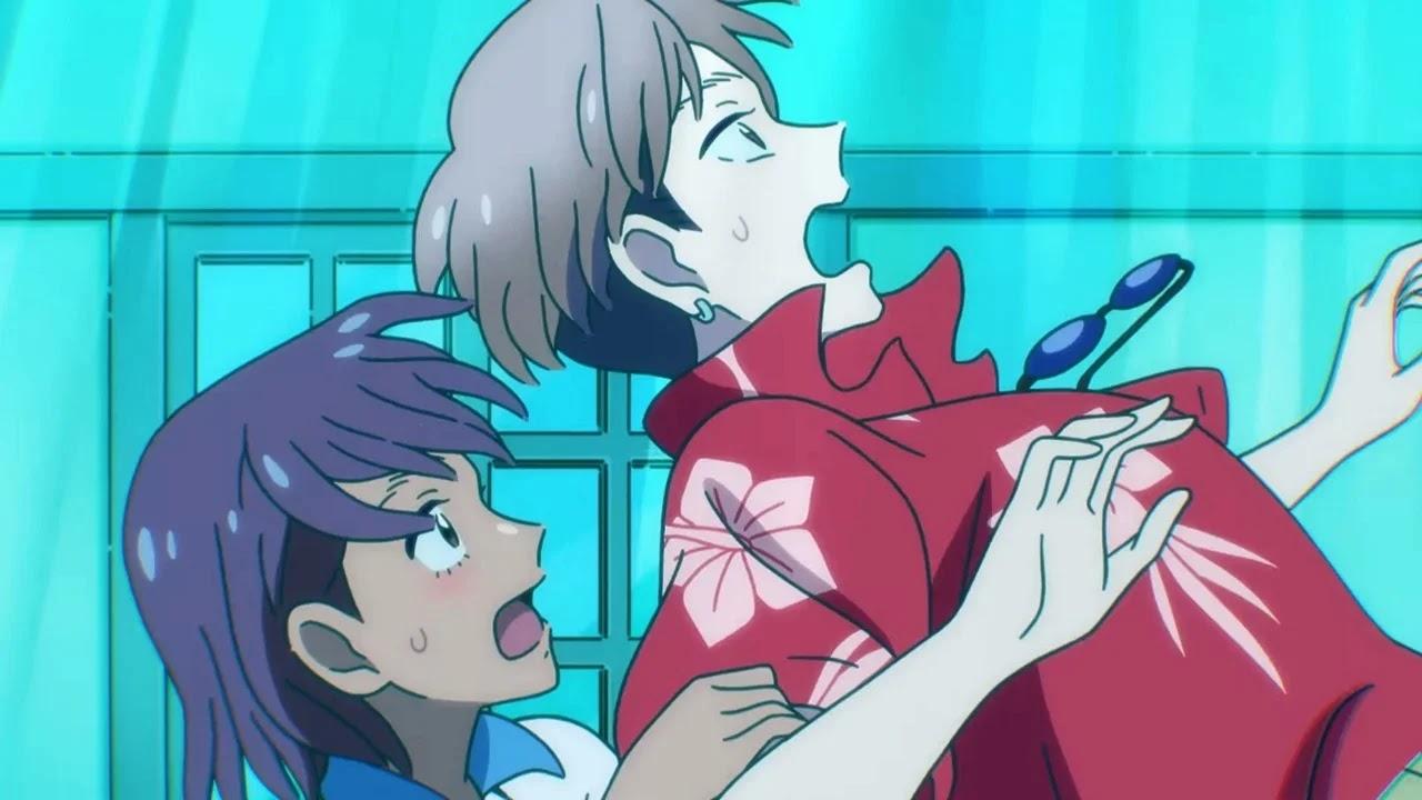 O Anime Original Deji Meets Girl revelou um novo vídeo promocional