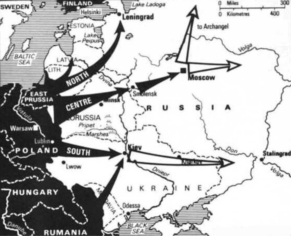 World War Two Daily: June 22, 1941: Germany Invades Russia on world war ii map activity, world war 1 map worksheet, world map worksheet pdf, world war ii battle maps, world war ii battles europe, world war ii europe and north africa map, eastern front operation barbarossa map, military operation barbarossa map,