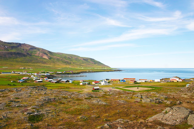 Borgarfjördur Eystri, Islandia