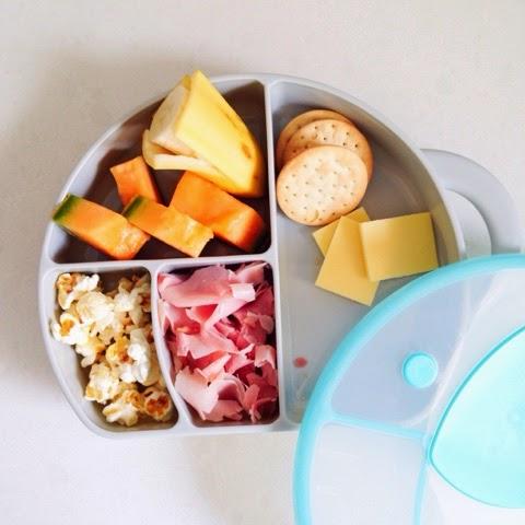 Motherhood: child friendly lunch box ideas