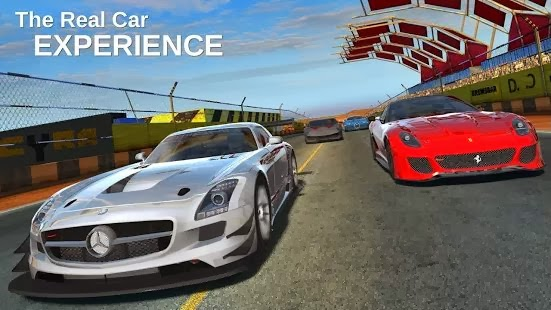 The best racing game for Android tablet GT Racing two 1.0.2 APK