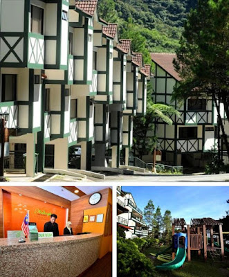 natasya resort cameron highlands kemudahan