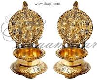 Ashtalakshmi Lamp