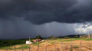 Chuva no Nordeste