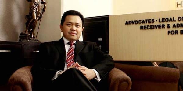 Pihak Keluarga Tunjuk Ketua Peradi Jakpus Jadi Pengacara Nurdin Abdullah, Begini Rekam Jejaknya