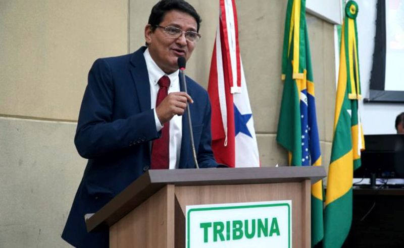PRESIDENTE DA CÂMARA MUNICIPAL PEDRO CORRÊA COBRA SINALIZAÇÃO DE TRECHO DUPLICADO DA BR-230 EM MARA