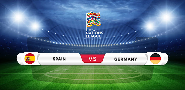 Spain vs Germany Prediction & Match Preview