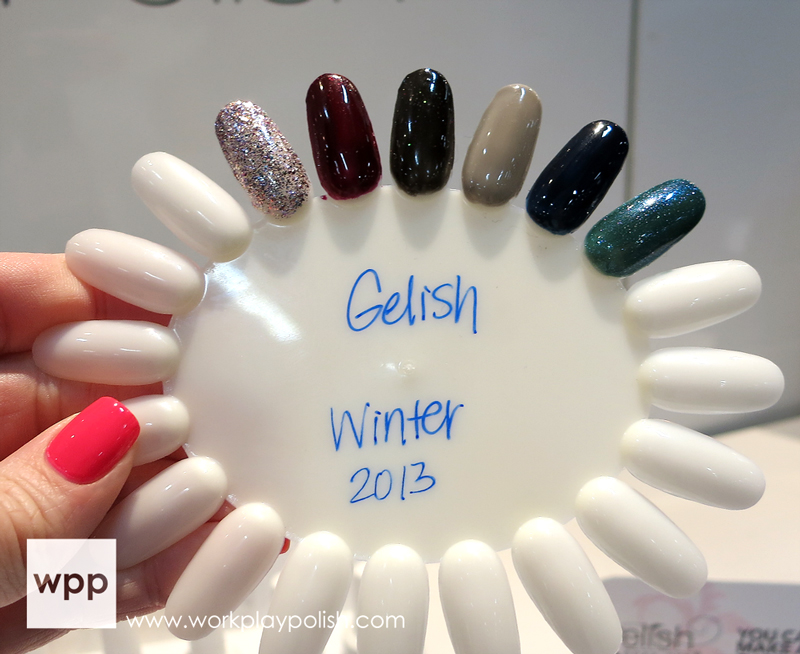 Gelish The Snow Escape Collection (Winter 2013)