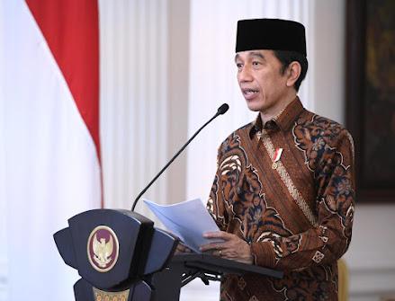 Buka MTQ, Presiden Jokowi : MTQ Wujud Keinginan Kuat Bumikan Ajaran Alquran