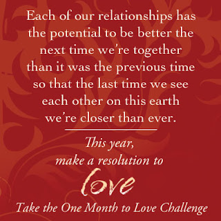 Resolve to Love  By Kerry and Chris Shook
