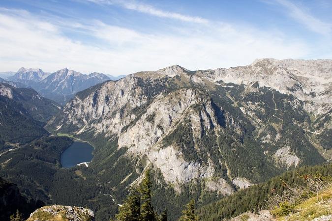 Pfaffenstein Eisenerzer Klettersteig