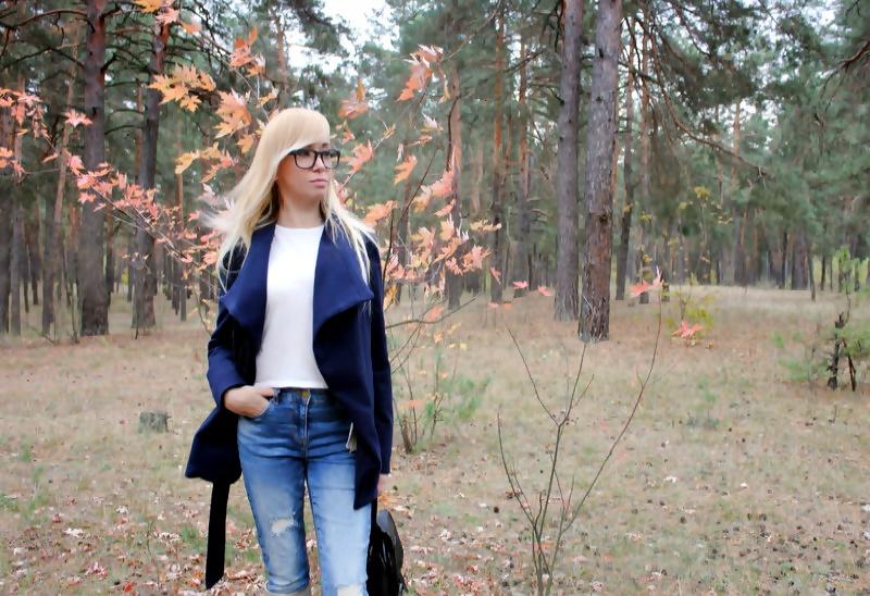 Осеннее пальто из магазина ROSEGAL / My autumn outfits