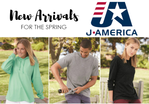 New Spring Arrivals from J. America at NYFifth