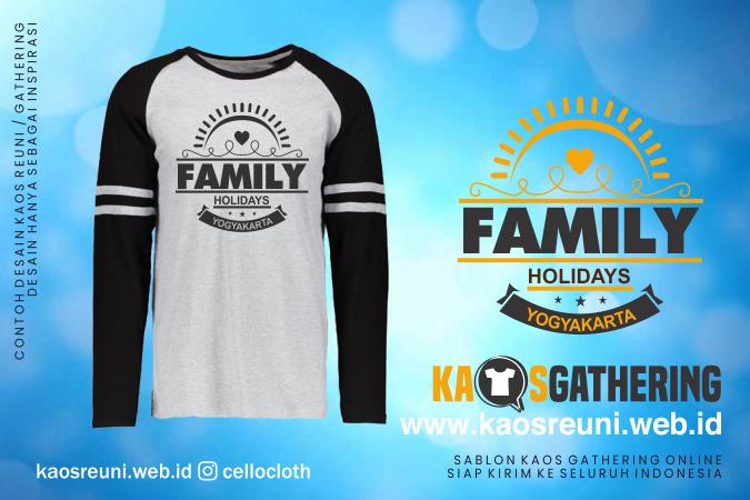 Holiday Big Family Kaos Gathering  - Kaos Family Gathering - Kaos Employe Gathering