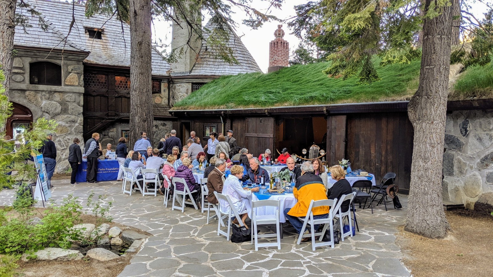 Trivia Night at Vikingsholm Castle with Todd Borg - HAERR TRIPPIN'