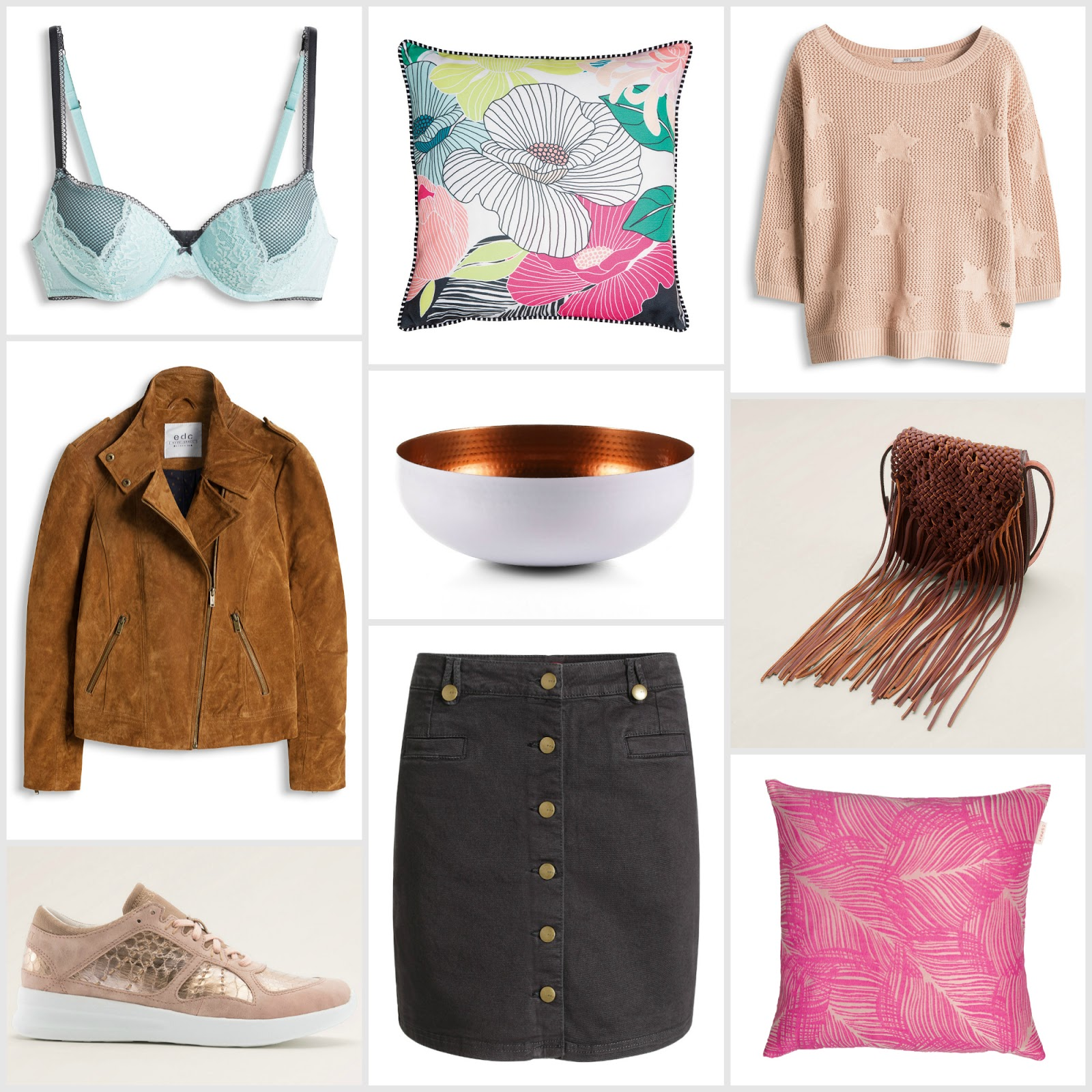spring summer clothing homeware esprit wishlist