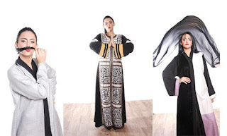 Jilbab fashion line abayat Dhahran Saudi Arabia blogging