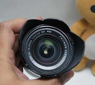 Lensa Mirrorless Fujifilm 16-50mm OIS Bekas