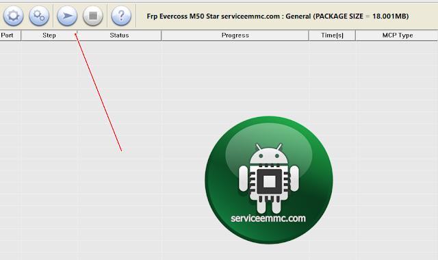 File Sakti Penghapus Akun Goolge/Frp Evercoss M50 sTAR-oNE Click