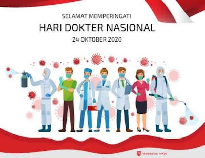 ucapan selamat hari dokter nasional