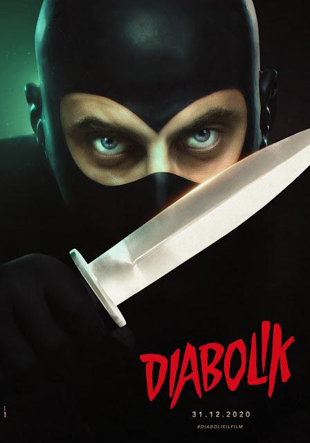Diabolik Poster Film