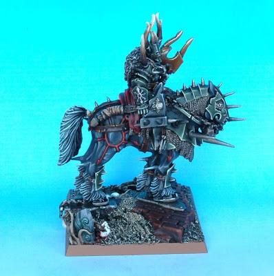 lord on daemonic mount