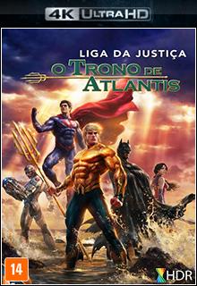 Download - Liga da Justiça - Trono de Atlântida Blu-Ray 4K Remux