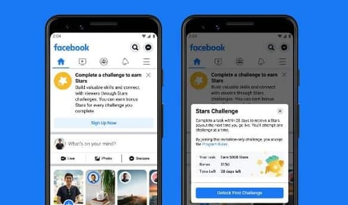 Facebook pays billions of dollars to creators