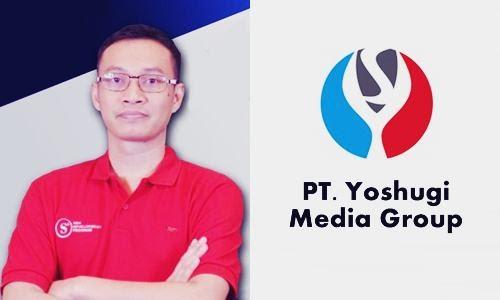 Foto, Berita, Profil dan Info Biodata Yoyok Rubiantono Si Pemilik PT. Yoshugi Media Group - www.heru.my.id