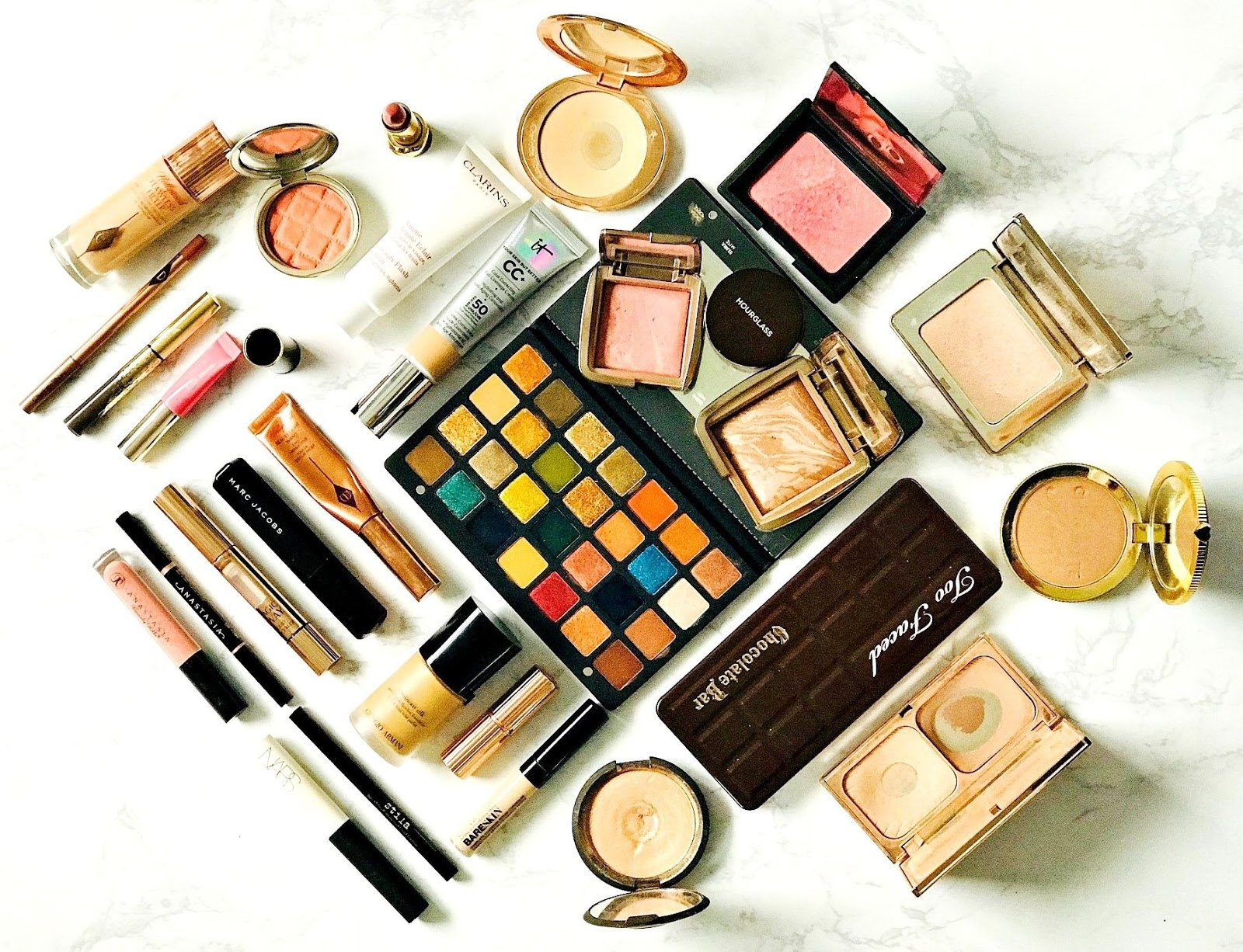 My HG makeup products plus 20% discount