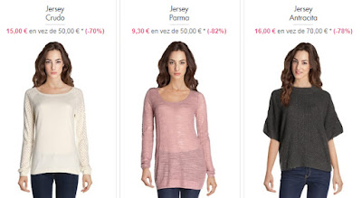 jerseis mujer mexx