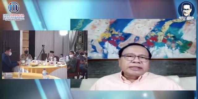 Polemik 75 Pegawai KPK Gagal TWK, Rizal Ramli: Tjahjo Kumolo Harus Ikut Tanggung Jawab