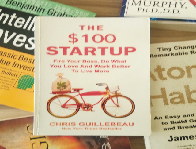 THE $100 STARTUP Remind Me of Getting Started