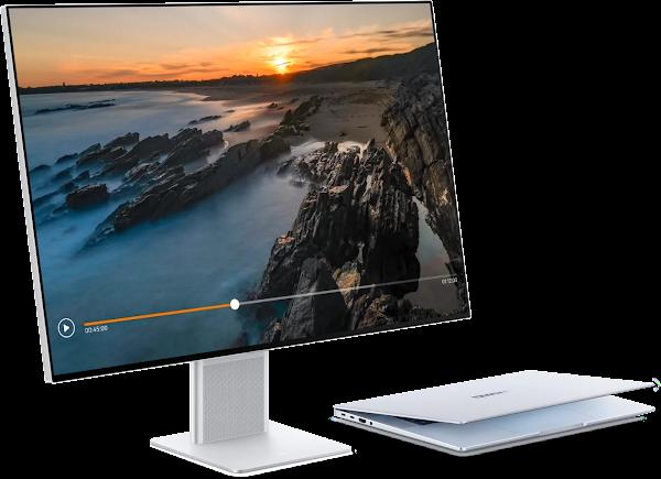 Huawei MateView: o primeiro monitor independente da Huawei