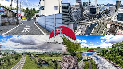 Project Japan v1.0.3 - ETS2 1.41