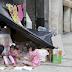 Mãe mora com duas filhas em rua do Centro do Rio e cena é de partir o coração