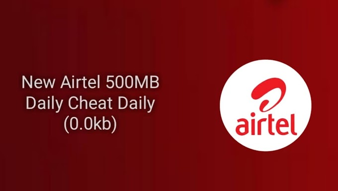 AIRTEL FREE BROWSING CAPPED AT 500MB DAILY