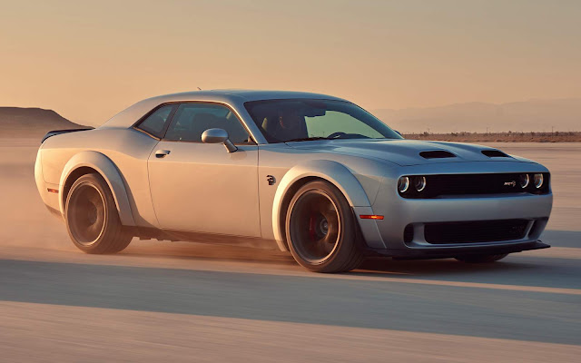 Dodge Challenger SRT Hellcat SRT Redye 2019