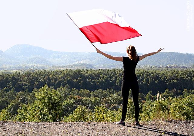 11 listopada 2018 - setna rocznica odzyskania Niepodległości - Polska